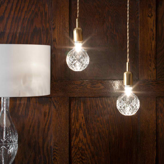 Crystal Bulb Light by A+R 2