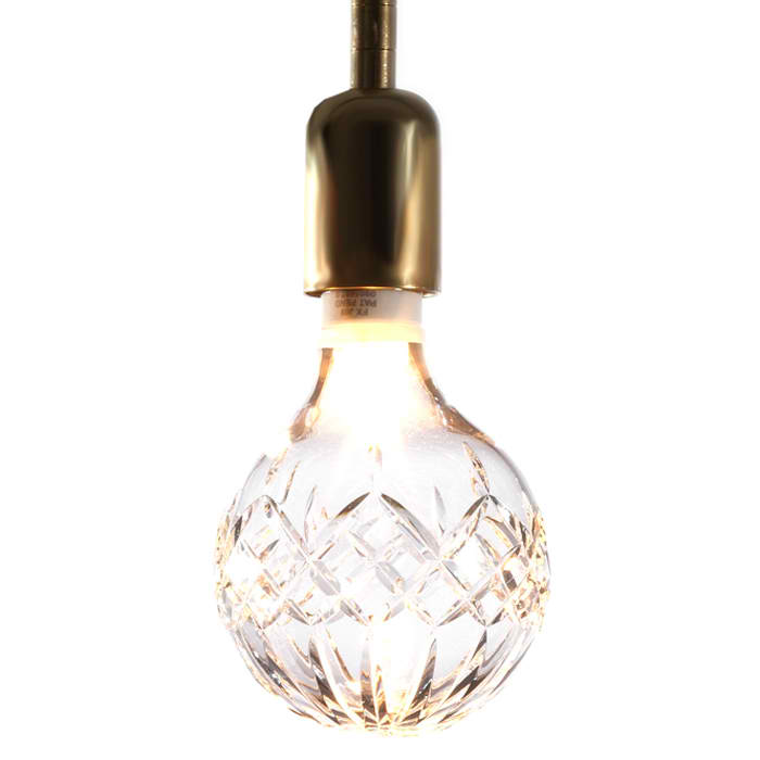 Crystal Bulb Light by A+R 3