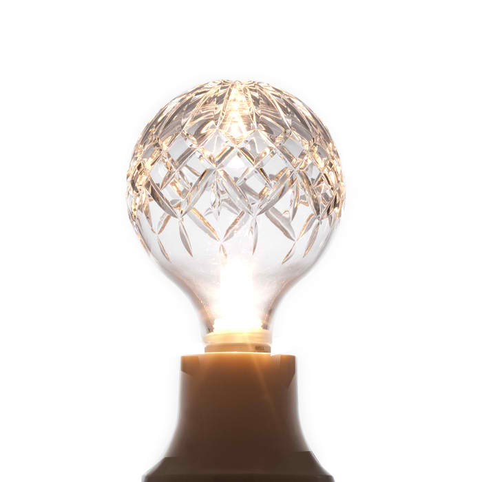 Crystal Bulb Light by A+R 4