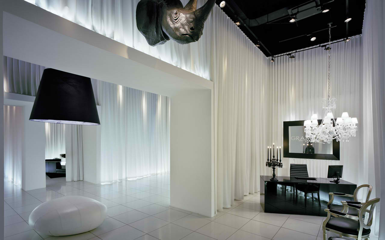 Gramercy yoo by philippe starck decoholic - Work of home interior designer ...