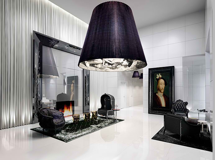gramercy yoo by philippe starck decoholic. Black Bedroom Furniture Sets. Home Design Ideas