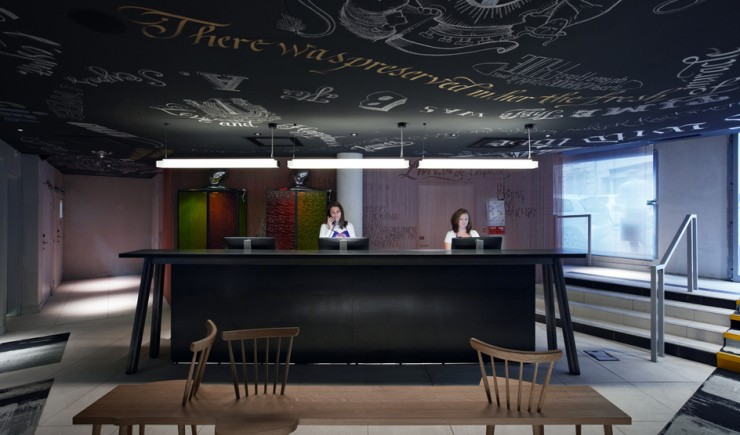 Mama Shelter Hotel in France10