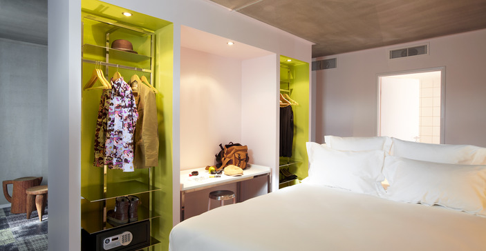 Mama Shelter Hotel in France5