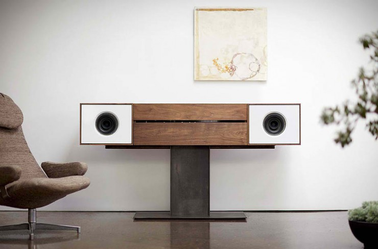 Modern Record Console by Symbol Audio 2