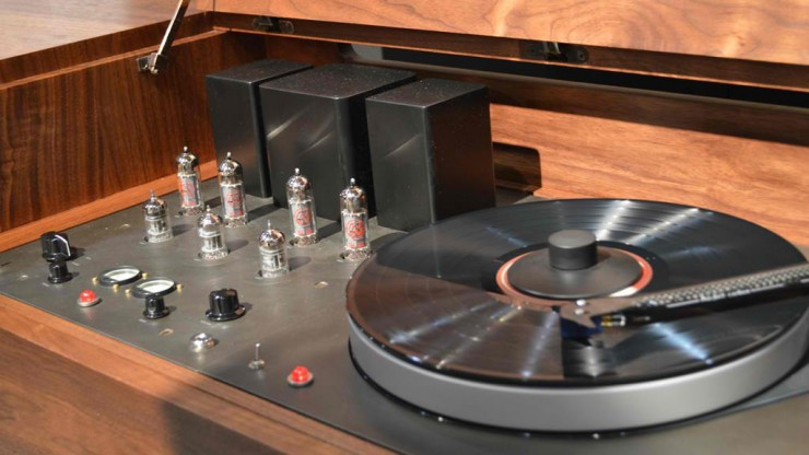 Modern Record Console by Symbol Audio 3