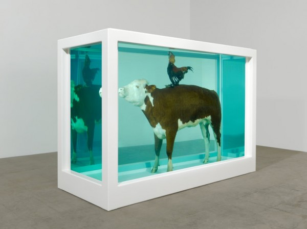 Stunning Sculpture for Tramshed Restaurant by Damien Hirst 3