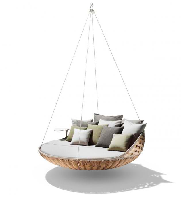 Swingrest by Daniel Pouzet 2 for DEDON