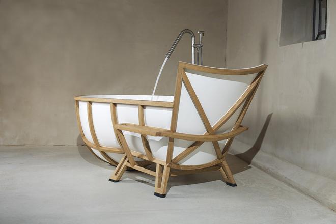 Unique Bathtub Design by Studio Thol's 2