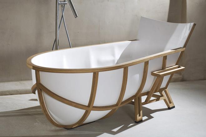 Unique Bathtub Design by Studio Thol's 3