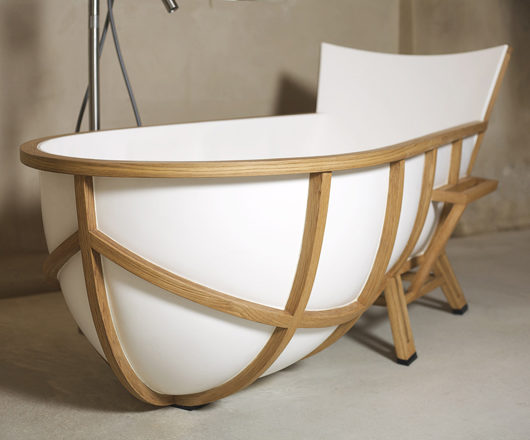 Unique Buthtub Design by Studio Thol's