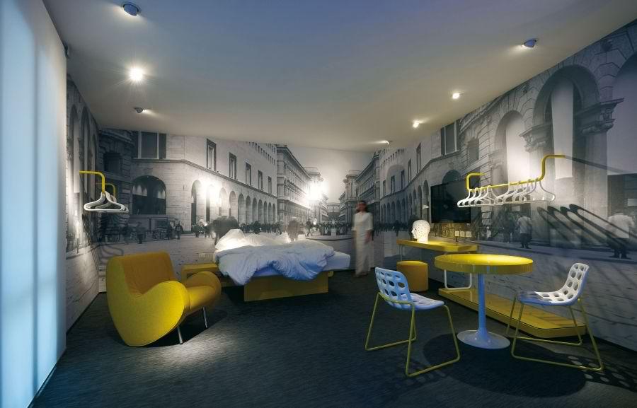 Urban interior design by alessandro rosso simone micheli decoholic for Urban 57 home decor interior design
