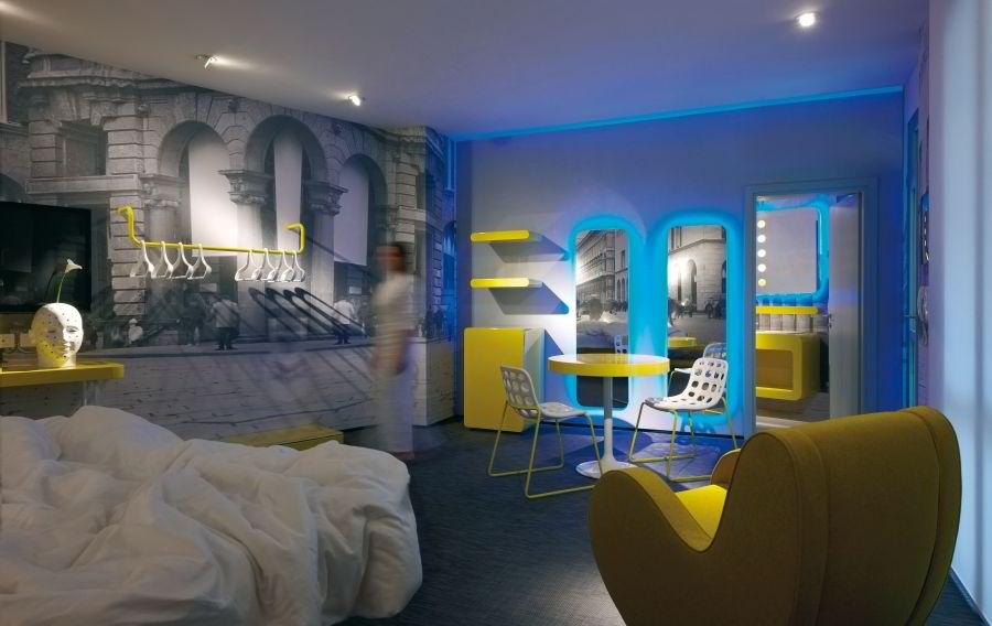 Simple Dorm Room Ideas Grey