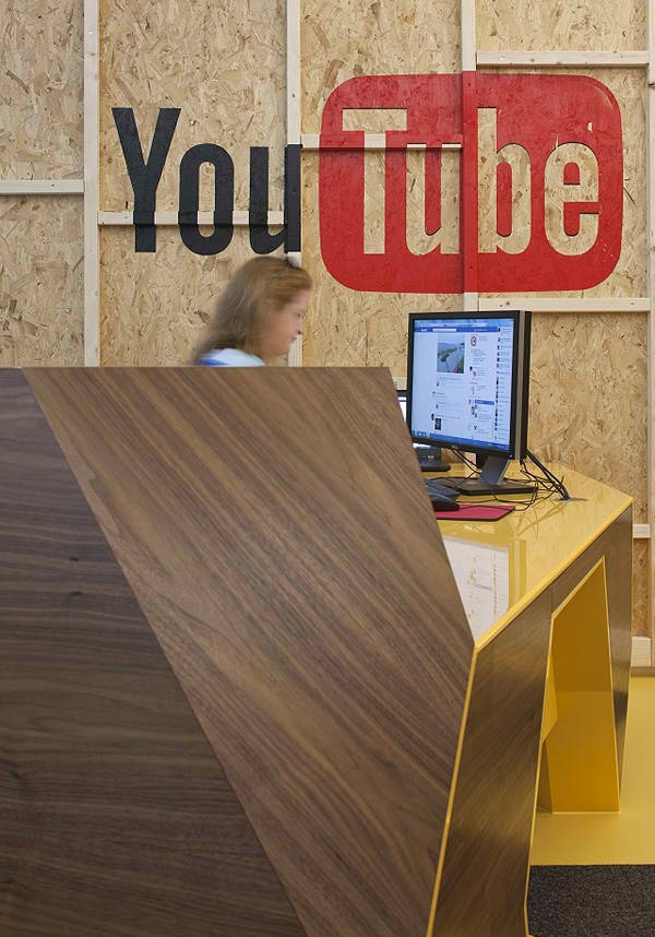 Youtube's New Office in London by Penson5