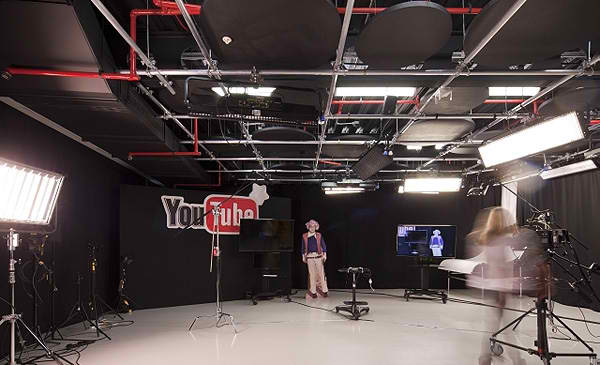 Youtube's New Office in London by Penson8