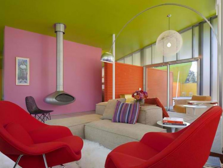 amazing colorful interior design by stamberg aferiat