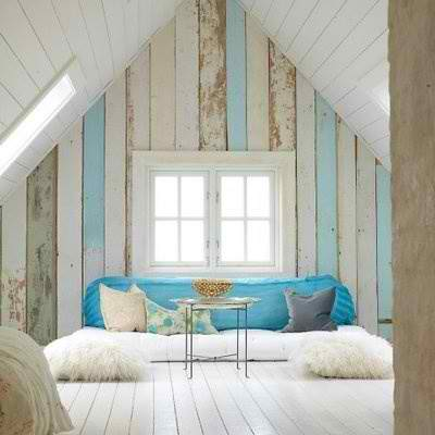 30 beautifully decorated attic room designs decoholic - Beautifully decorated bedrooms ...