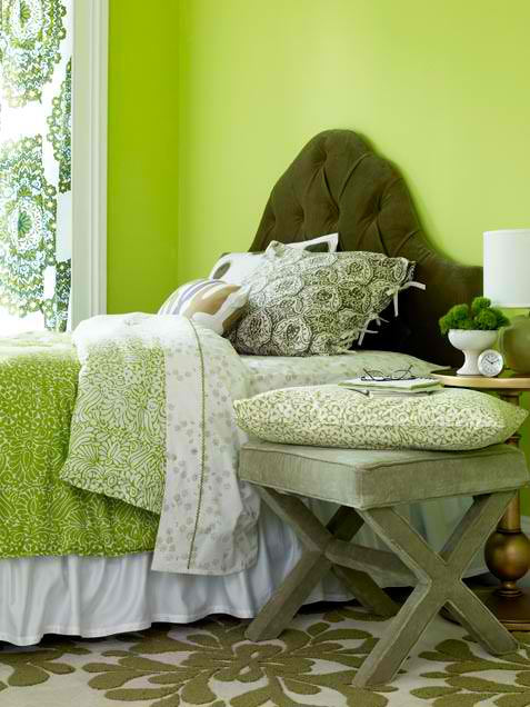 green bedroom design 8 ideas