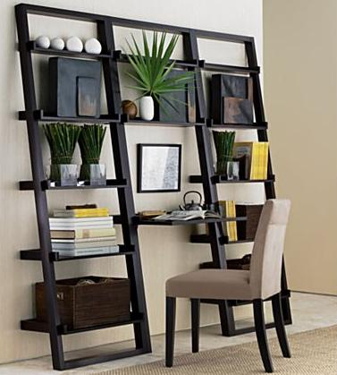 bookshelves home office