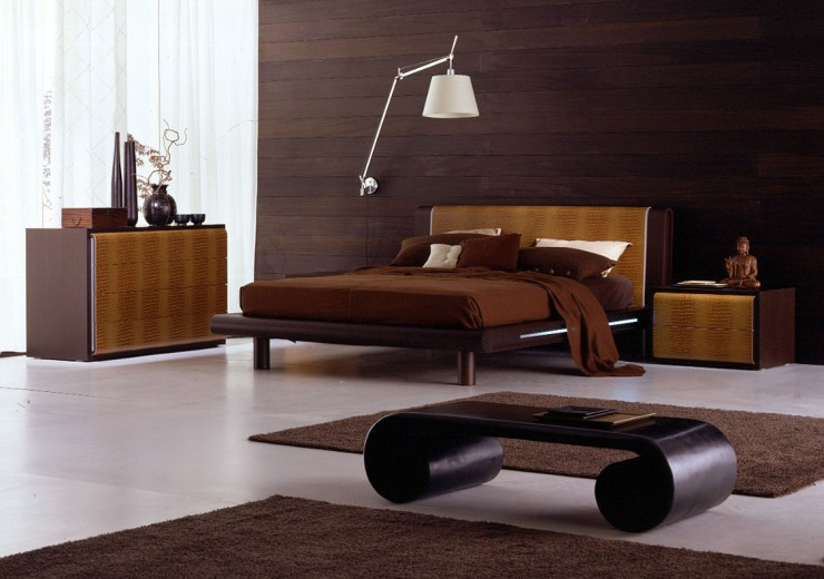 contemporary bedroom furniture 2 ideas