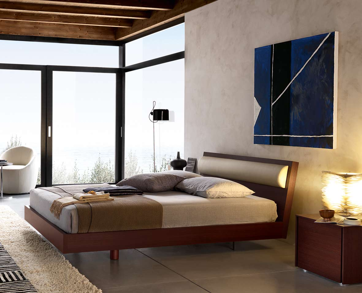 20 contemporary bedroom furniture ideas decoholic for Bedroom designs modern