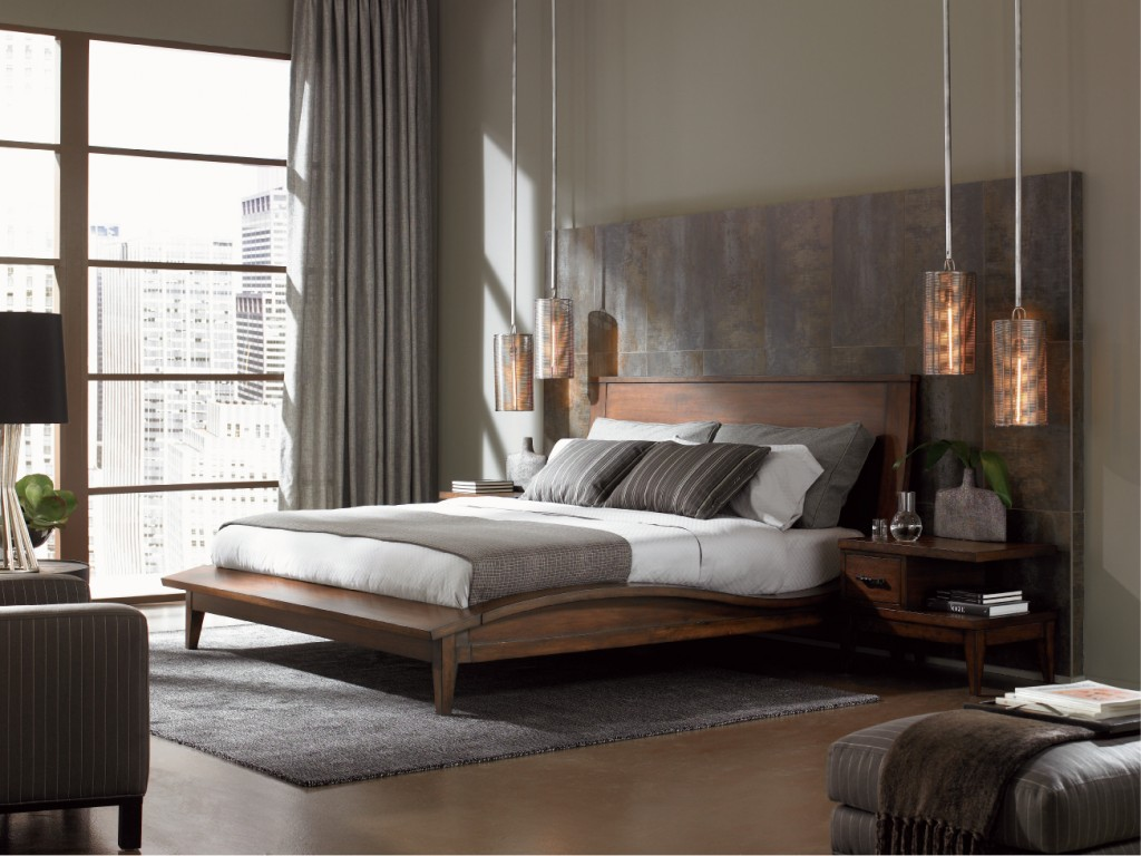 20 contemporary bedroom furniture ideas decoholic for Awesome bedroom sets modern
