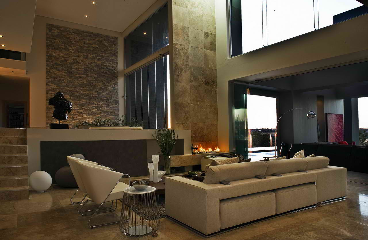 Contemporary living room design ideas decoholic for Interior decoration for living room