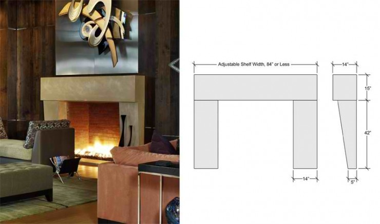 fireplace mantels 9