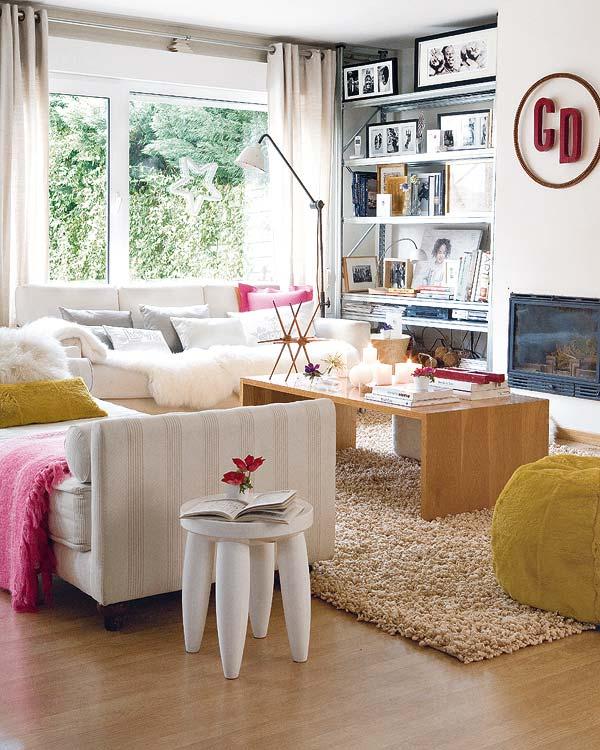 fresh living room design