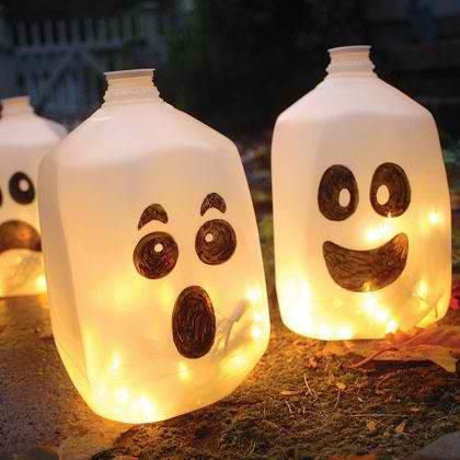 DIY halloween decorating ideas