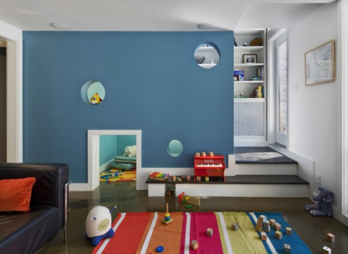 kid's play room 17