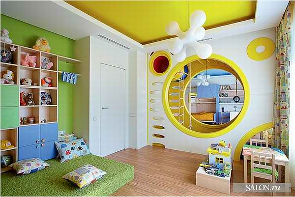 kid's playroom 19
