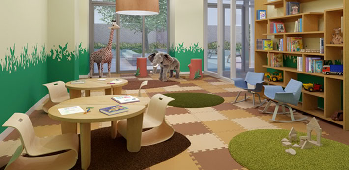 kid's neutral playroom 4