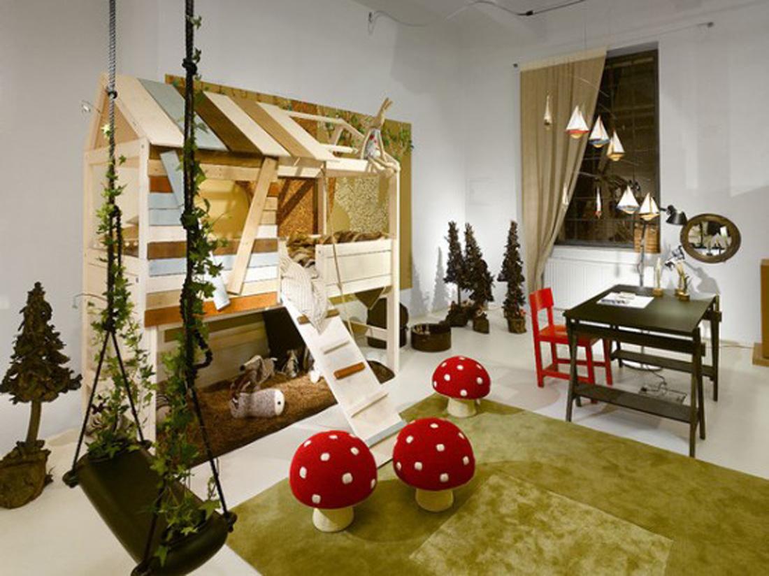 20 Great Kid's Playroom Ideas - Decoholic