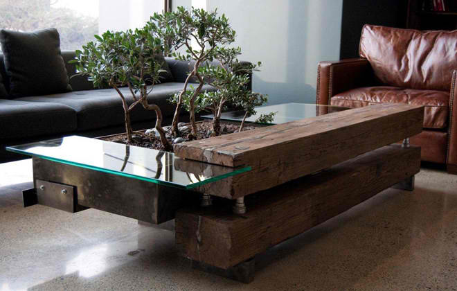 land scape table by dalha hulme