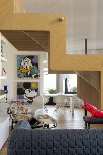 Modern House With Touch Of Pop Art In Alsace Decoholic