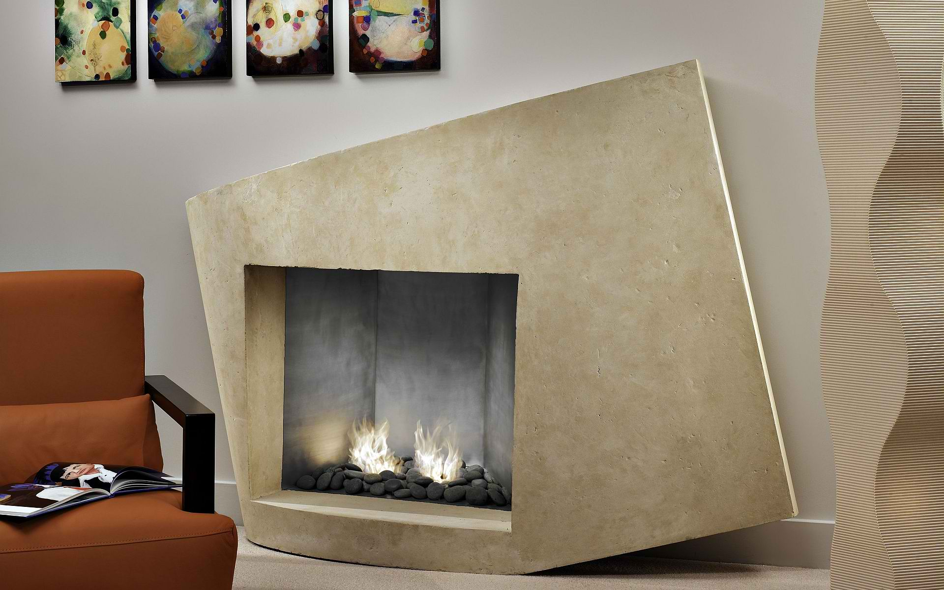 Contemporary Fireplace Mantels 1920 x 1200