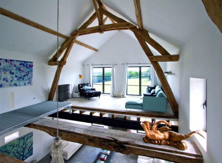 rustic modern concrete interior design 10 ideas
