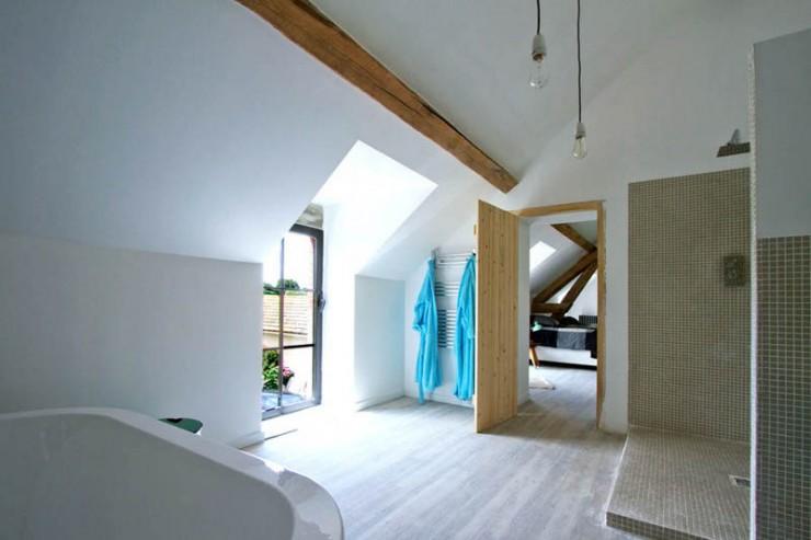 rustic modern concrete interior design 21 ideas