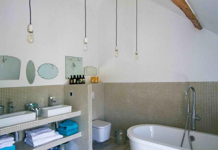 rustic modern concrete interior design 22 ideas