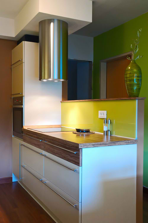 futuristic contemporary small kitchen design 22