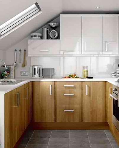 Kitchen Design Under Stairs 35 clever and stylish small kitchen design ideas - decoholic