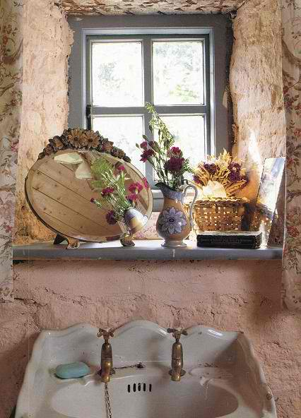 country stone bathroom 29 design
