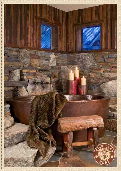 stone bathroom 30 design