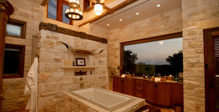 stone bathroom 34 design