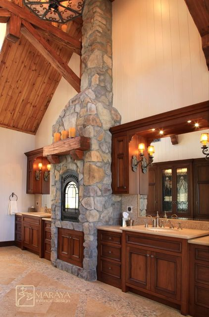 stone bathroom 36 design