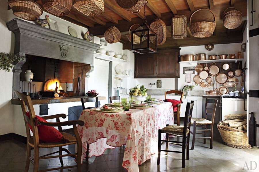 historic manor in tuscany decoholic