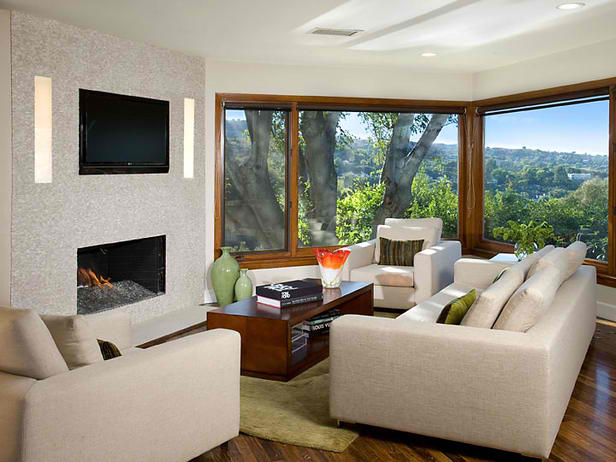 20 Amazing Tv Above Fireplace Design Ideas Decoholic