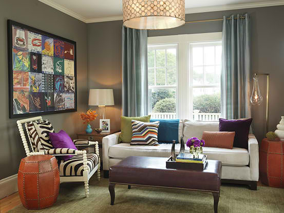 Urban sophisticated living room designs decoholic for Sophisticated living room designs