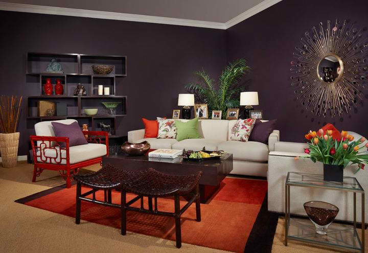 Urban sophisticated living room designs decoholic - Pictures of living room designs ...