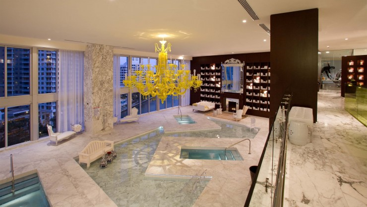 Viceroy Miami spa 2